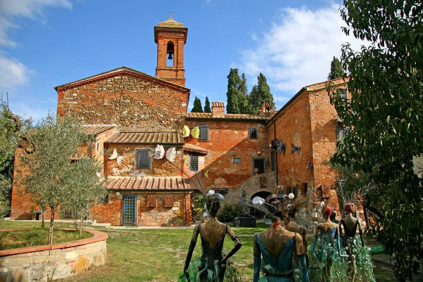 Gallery Art Hotel in Toscana - Dimora Storica del 1300 - Residenza D ...